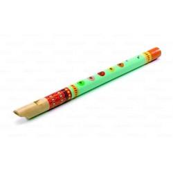 FLAUTO DOLCE in legno Djeco Animambo strumento musicale per bambini DJ06010