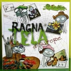 RAGNATELA D'AUTORE 2-4 giocatori CREATIVAMENTE ragna tela d autore GIOCO PUZZLE