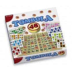 DAL NEGRO dalnegro TOMBOLA 48 gioco DA 5 ANNI per 2 giocatori +