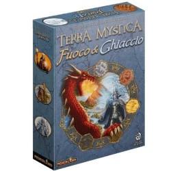 ESPANSIONE Terra Mystica FUOCO E GHIACCIO mistica GIOCO DA TAVOLO Cranio Creations ITALIANO età 12+