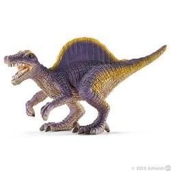 SPINOSAURO MINI animali in resina SCHLEICH miniature 14538 dinosaur DINOSAURI