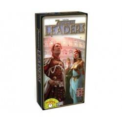 7 Wonders Leaders ediz. multilingue espansione + carta promo STEVIE