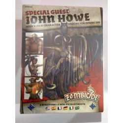 Zombicide Black Plague Survivors JOHN HOWE heroes Kickstarter