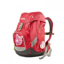 ZAINO Basic ERGOBAG Princess ROSA scuola e tempo libero REGOLABILE on the rasbeary RICICLATO Satch