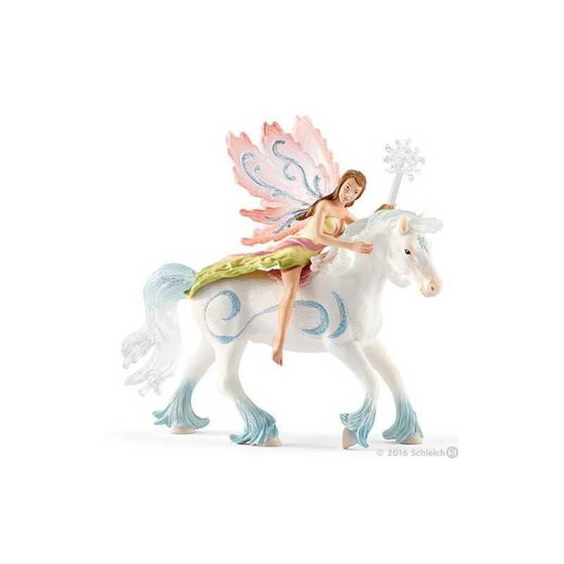NALENJA creature BAYALA animali in resina SCHLEICH miniature 70538 Fantasy