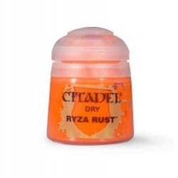 RYZA RUST colore DRY Citadel WARHAMMER Games Workshop 12 ml ARANCIONE