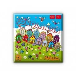 FONOLANDIA gioco educativo parole alfabeto fonemi età 4+ Creativamente