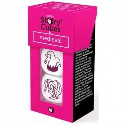 MEDIEVAL Mix Medioevo RORY'S STORY CUBES gioco 3 DADI espansione RACCONTA STORIE età 6+