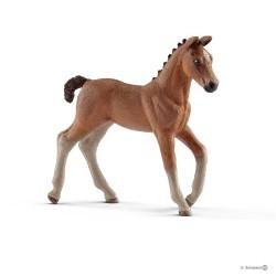 PULEDRO HANNOVER animali in resina SCHLEICH miniature 13818 Farm Life FOAL cavalli