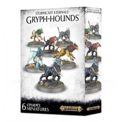 GRYPH HOUNDS Stormcast Eternals WARHAMMER Age of Sigmar 6 MINIATURE Games Workshop 12+