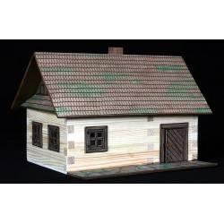 Casetta contadina in legno costruzioni Walachia