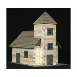 Chiesa in legno costruzioni Walachia