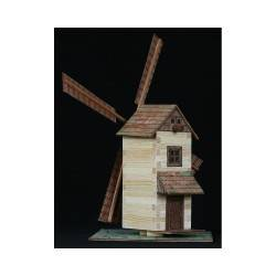 Mulino a vento in legno costruzioni in legno Walachia