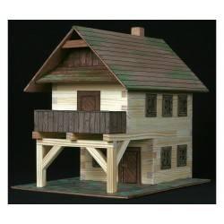 Municipio in legno costruzioni in legno Walachia