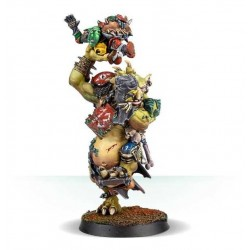 TROLL mostro BLOOD BOWL eroe WARHAMMER 1 miniatura GAMES WORKSHOP età 12+