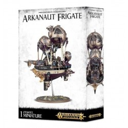 Kharadron Overlords ARKANAUT FRIGATE miniatura WARHAMMER Age of Sigmar NANI Games Workshop NAVE 12+