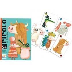 Pipolo - giochi di carte Djeco