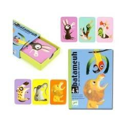 Batameuh - giochi di carte Djeco