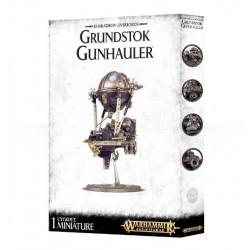 Kharadron Overlords GRUNDSTOK GUNHAULER 1 miniatura WARHAMMER Age of Sigmar NANI Games Workshop NAVE 12+