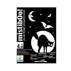 Mistiboo! - giochi di carte Djeco con carte fosforescenti