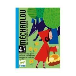Mechanlou - Cappuccetto Rosso - giochi di carte Djeco