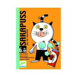 Sakapuss - giochi di carte Djeco