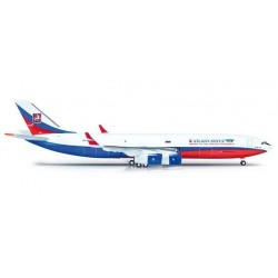ATLANT-SOYUZ AIRLINES ILYUSHIN IL-96-400T HERPA WINGS 523103 scala 1:500 model