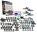 WARPATH OPERATION HERACLES 2 players mega battle set MANTIC gioco di miniature sci-fi 68 miniatures