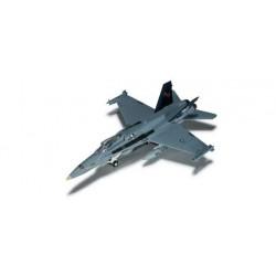 US NAVY MCDONNEL DOUGLAS F/A-18C HORNET HERPA WINGS 554114 scala 1:200 model