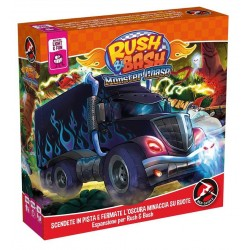 ESPANSIONE per Rush & Bash MONSTER CHASE gioco RED GLOVE party game MODALITA' A SQUADRE età 10+