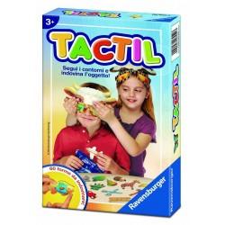 TACTIL Ravensburger TATTILE gioco di società CINDOVINA L\'OGGETTO forme MASCHERE età 3 - 8