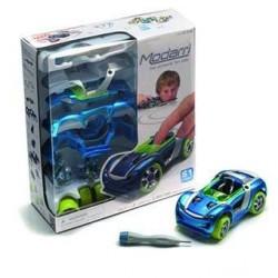 MODARRI AUTO DA MONTARE kit yoy car macchina in set di montaggio da 8 anni