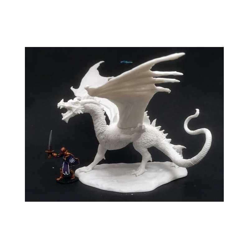 DIABOLUS drago in plastica REAPER MINIATURES Kickstarter Bones III limited edition dragon