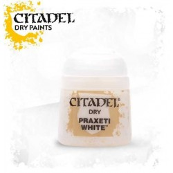 PRAXETI WHITE colore DRY Citadel WARHAMMER Games Workshop BIANCO 12 ml