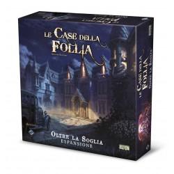 OLTRE LA SOGLIA espansione per LE CASE DELLA FOLLIA seconda edizione GIOCO COOPERATIVO età 14+