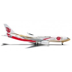 AIR CHINA AIRBUS A330-200 ZIJN HAO HERPA WINGS 524339 scala 1:500 model