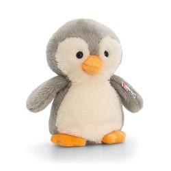 PELUCHE PINGUINO 14 cm Pippins Keel Toys CLASSICO pupazzo PENGUIN