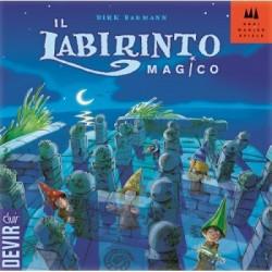 LABIRINTO MAGICO gioco da tavolo per famiglie DEVIR edizione italiana magnetico