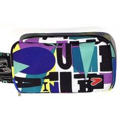 BOXY HITECH BAG GIRL porta accessori elettronici SEVEN accessori LETTERE borsa attrezzata