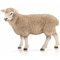 PECORA Sheep Schleich 13743 Farm Life animali fattoria in resina