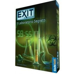 EXIT il gioco IL LABORATORIO SEGRETO gioco ESCAPE ROOM game IN ITALIANO età 12+