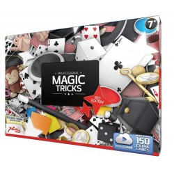 RED EDITION professional MAGIC TRICKS set magia KOSMOS kit mago TRUCCHI MAGICI età 7+