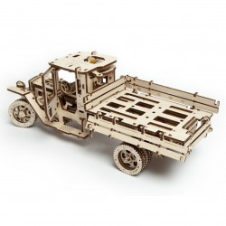 CAMION TRUCK UGM-11 in legno UGEARS da montare puzzle 3D 420 pezzi