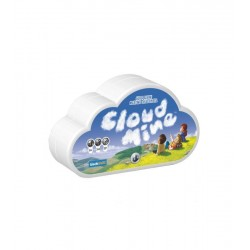 CLOUD MINE gioco in italiano NUVOLE scatola in latta GIOCHI UNITI party game CARTE età 8+