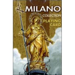 MILANO mazzo di 54 CARTE playing card collection LO SCARABEO EDITORE da gioco CLASSICO