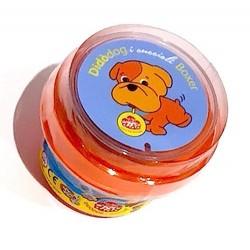 BOXER arancione DIDO' pasta da modellare I CUCCIOLI dido DOG didò CANE fila STAMPINO età 3+