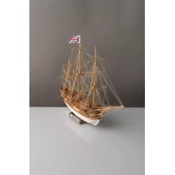 HMS BOUNTY nave in legno SM104 modellismo COREL LINE scala 1:130 da montare RIPRODUZIONE FEDELE