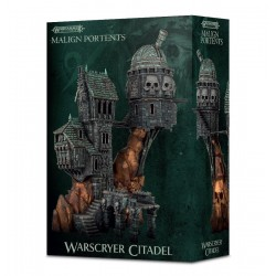 WARSCRYER CITADEL Malign Portents WARHAMMER Age Of Sigmar SCENARIO Games Workshop 43 PEZZI età 12+