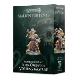 Stormcast Eternals LORD-ORDINATOR VORRUS STARSTRIKE Warhammer MALIGN PORTENTS Age Of Sigmar CITADEL miniatura 12+