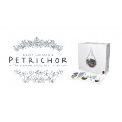 PETRICHOR Kickstarter edition MIGHTY BOARDS includes FLOWERS expansion and all stretch goals